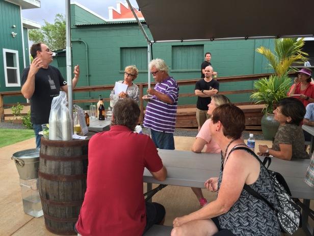Kohana Pau Hana: Manulele Distillers